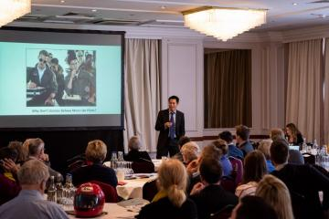 Dr Kevin Fong Astrophysicist and ED Specialist