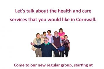 learning disability group flier