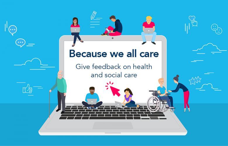 #BecauseWeAllCare, coronavirus, healt, social care, cornwall