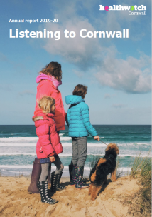 Mental Health, Cornwall, End of Life, Coronavirus, Healthwatch Cornwall, Primary Care